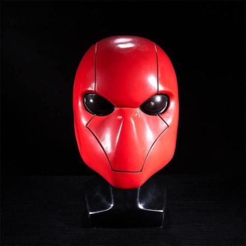 Batman Red Hood  Cosplay  Helmet Halloween Mask