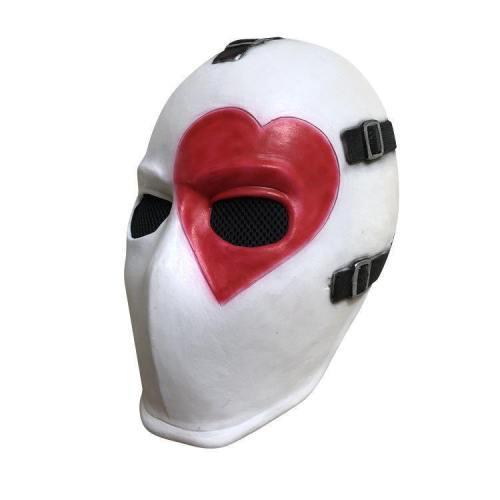 Fortnite Poker Face Mask Helmet Halloween Mask