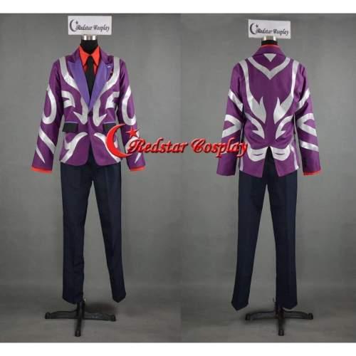 Tokyo Ghoul Shuu Tsukiyama Cosplay Costume Shuu Tsukiyama Cosplay Suit Custom In Any Size