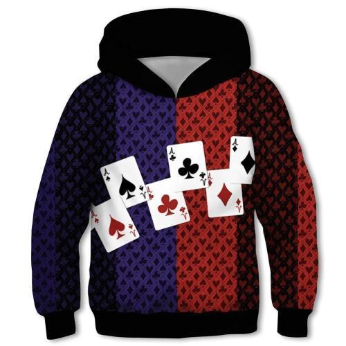 Kids Movie Hoodies Hotel Transylvania Pullover 3D Print Jacket Sweatshirt