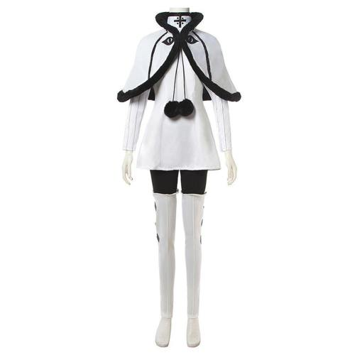 Game Drag-On Dragoon 3 Suit Cosplay Costume