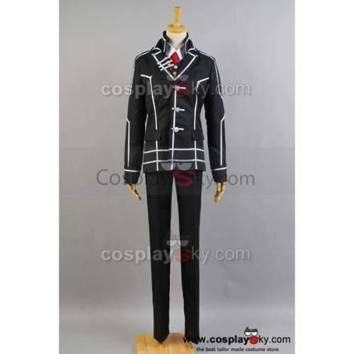 Vampire Knight Zero Kiryuu Black Cosplay Costume