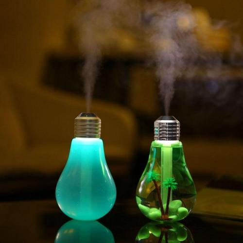 Mini Light Bulb Humidifier