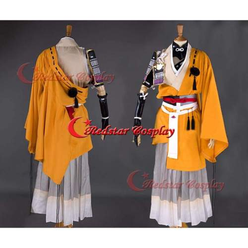 The Sword Dance Touken Ranbu Kogitsunemaru Cosplay Costume Any Size