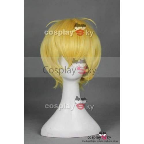 Cute High Earth Defense Club Love! Yumoto Hakone Cosplay Wig
