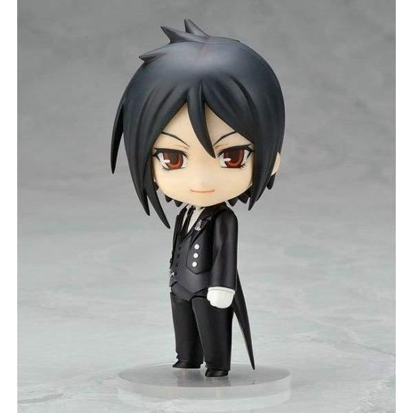4 inch Kuroshitsuji Black Butler Sebastian Michaelis 10cm PVC Action Figure Collection Model Toys