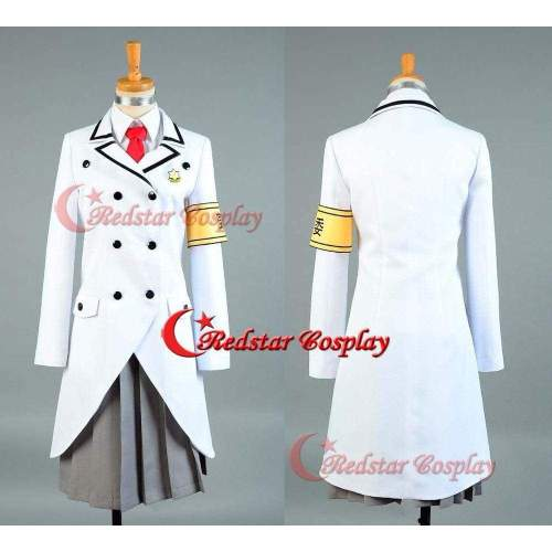 Shimoneta Oboro Tsukimigusa Halloween Cosplay Costume Suit School Uniform Dress