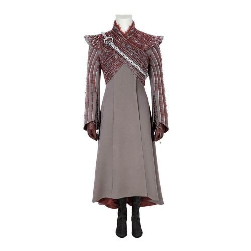 Game Of Thrones Season 8 Daenerys Costume Holloween Suits