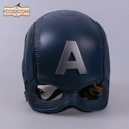Captain America 2 Steve Rogers Cosplay Mask Halloween Prop