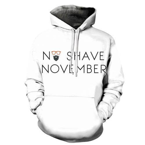 Simply No Shave Hoodie - Sweatshirt, Hoodie, Pullover