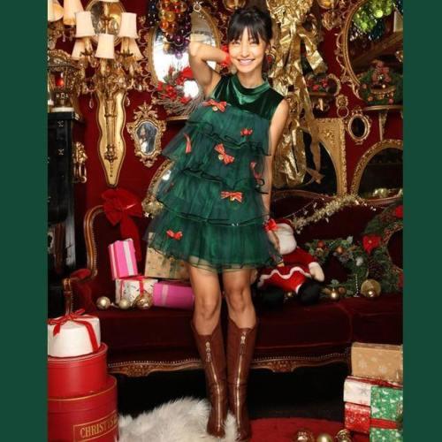 New Christmas Costume Green Christmas Tree Costume Christmas Costume
