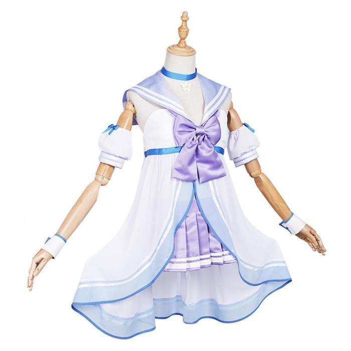 Anime Saenai Heroine No Sodatekata Hashima Izumi Costume Sailor Suit Dress Outfits Halloween Carnival Suit Cosplay