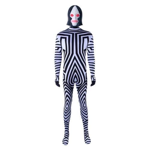Uitraman Dada Jumpsuit Cosplay Costume