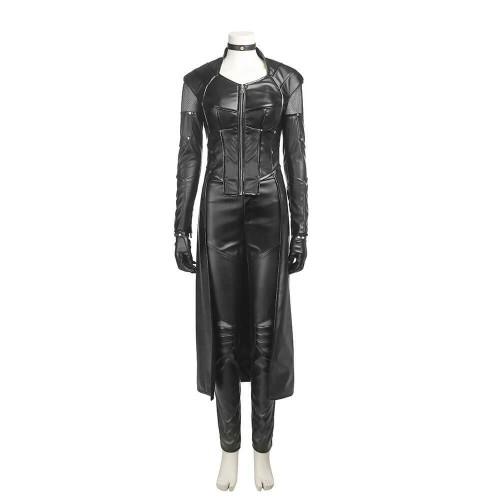 Green Arrow 5 Black Canary Costume Dinah Laurel Lance Cosplay Costume