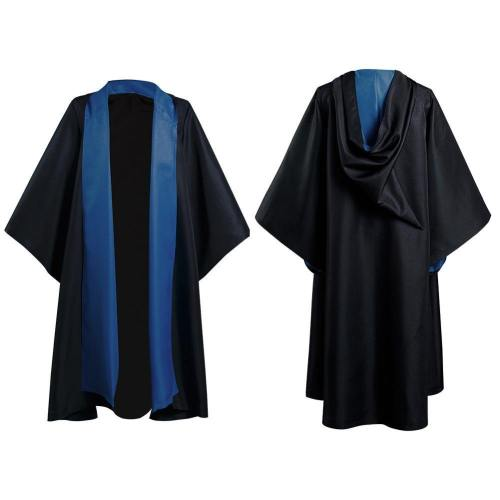 Harry Potter Ravenclaw Magic Gown Robe Halloween Carnival Suit Cosplay Costume
