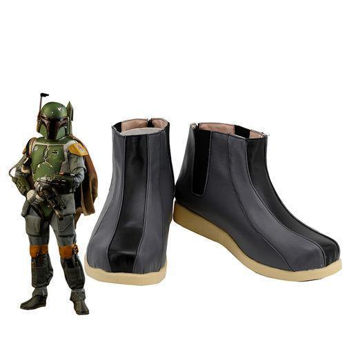 Star Wars Boba Fett Shoes Halloween Carnival Suit Accessories Cosplay Accessories