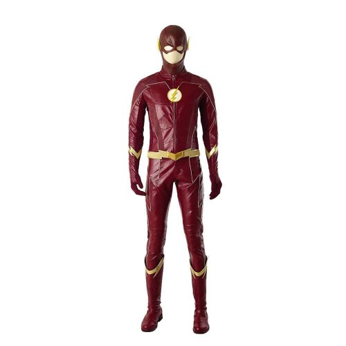 The Flash Season 4 The Flash Costume Dc Comics Halloween Suit Custom Made