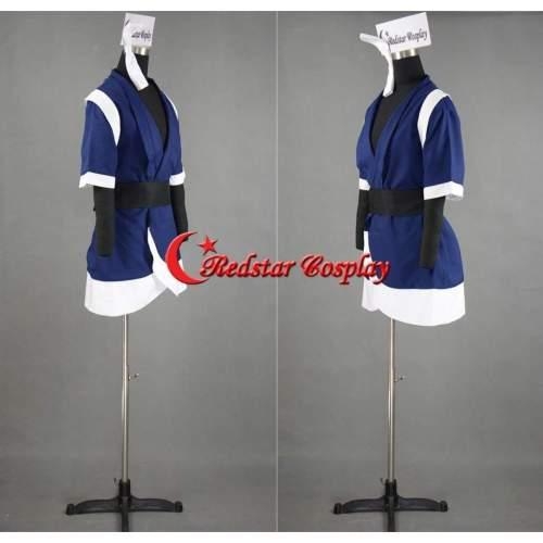 Ranma 1/2 Kuonji Ukyo Cosplay Costume Custom In Any Size