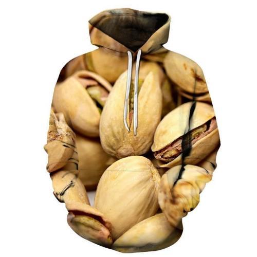 Pistachio Nuts 3D Sweatshirt