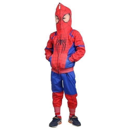 Kids Spider-Verse Miles Morales Gwen Stacy Noir Peter Cosplay Costume