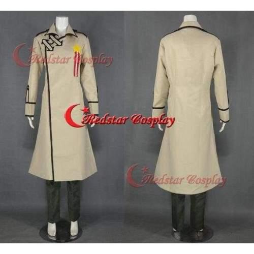 Ivan Cosplay Costume (Russia) From Axis Powers Hetalia