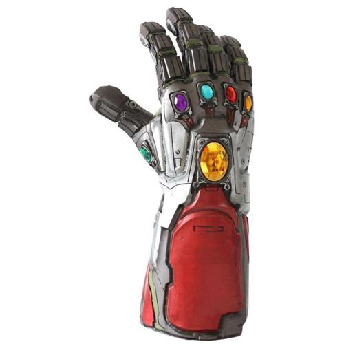 Avengers: Endgame Iron Man Anthony Edward 'Tony' Stark Latex Infinity Gauntlet Cosplay Props