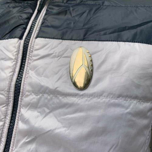 Star Trek Discovery 3 Fleet Admiral Charles Vance Magnet Pin Brooches Badge