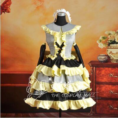 Vocaloid Lolita Cosplay Dress/Costume