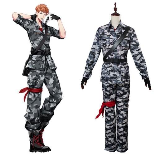 Drb Division Rap Battle Busujima Mason Rio Cosplay Costume