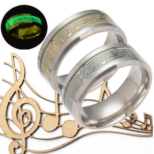Piano Glow Ring
