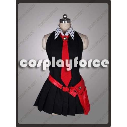 Akame Ga Kill! Akame Cosplay Costume