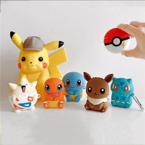 Cute Pokemon Apple Airpods Protective Case Cover