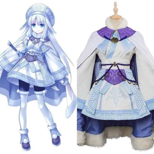 Fate/Grand Order Sitonai Alterego Cosplay Costume