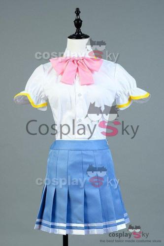 Valkyrie Drive : Mermaid Mamori Tokonome Cosplay Costume