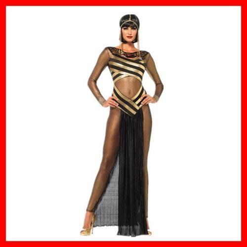 Cleopatra Costume Egypt Queen Cosplay