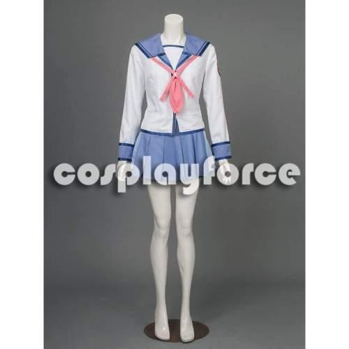 Angel Beats Yuri Nakamura Cosplay Costume Mp000403