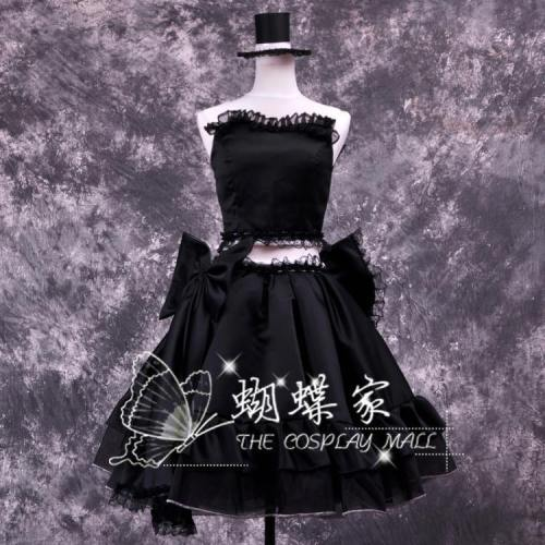 Vocaloid Magnet Cosplay Dress/Costume