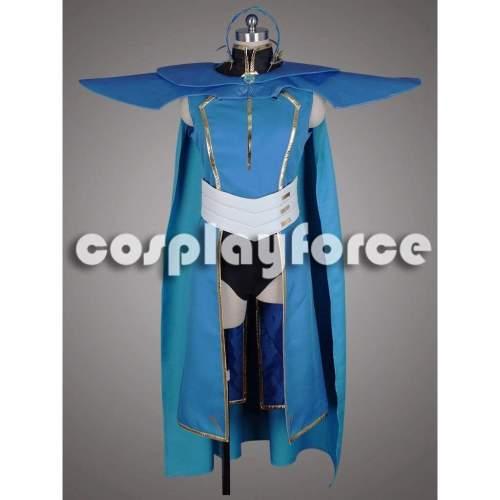 Magic Knight Rayearth Umi Ryuuzaki Cosplay Costume