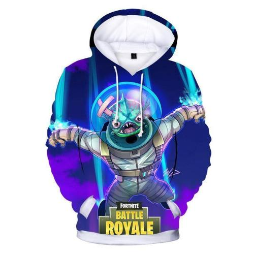 Fortnite Hoodie Novelty Leviathan Sweatshirt
