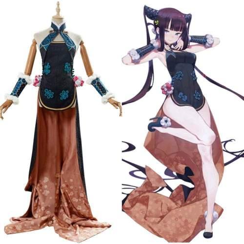 Yang Guifei Fate/Grand Order Fgo Full Set Cosplay Costume