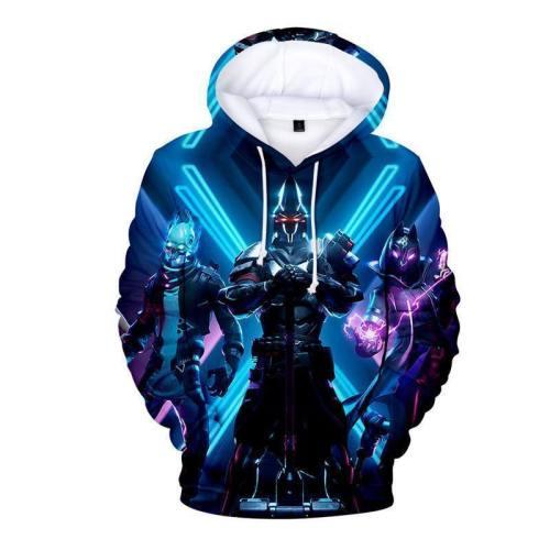 Season X Hoodie Fornight Long Sleeve Sweatshirt