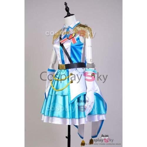 The Idolmaster Cinderella Girls Shibuya Rin Cosplay Costume
