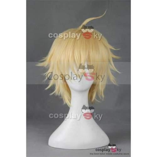 Seraph Of The End Vampires Mikaela Hyakuya Cosplay Wig