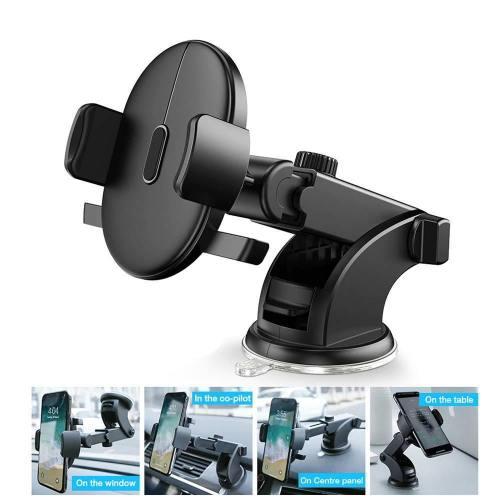 360° Universal Car Dashboard Windshield Mount Phone Holder