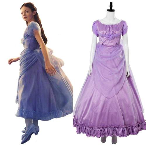 The Nutcracker And The Four Realms Clara Dress Cosplay Costume