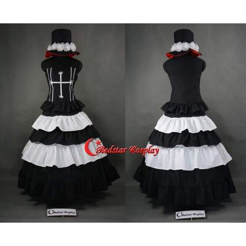 One Piece Perona 2 Years Later Cosplay Costume -Op Custom-Made In Sizes