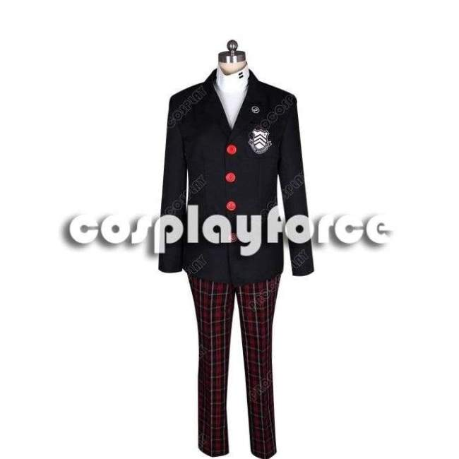 PERSONA 5 Yu Narukami Cosplay Costume mp002857