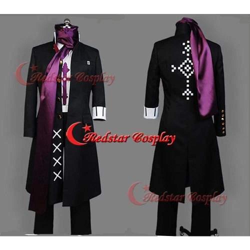 Danganronpa 2 Gundam Gundham Tanaka Cosplay Costume Outfit Uniform Jacket Shirt