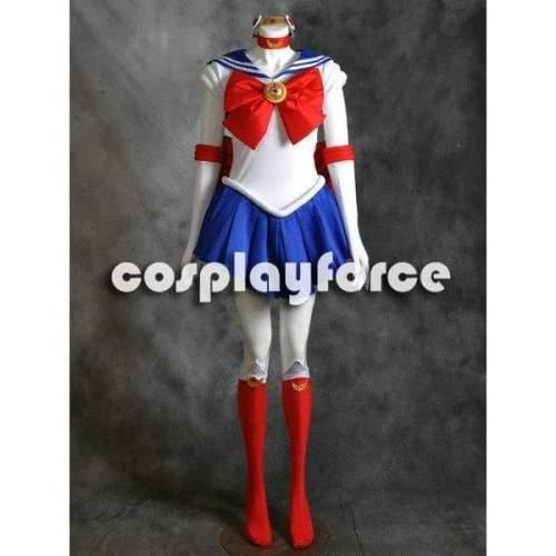 Sailor Moon Sailor Moon Cosplay Costume