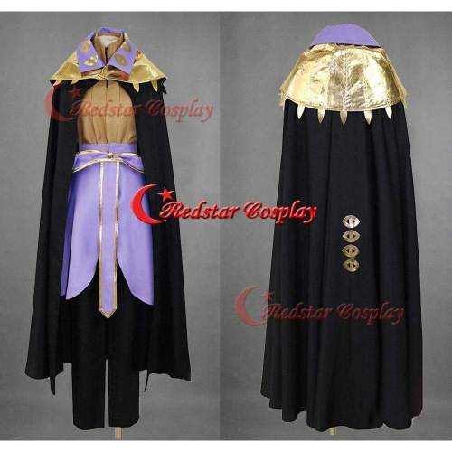 Fire Emblem Awakening Henry Male Costume Henry Cosplay Outfit Cosplay Costume Any Size
